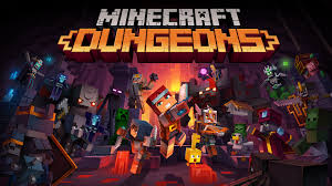 Minecraft Dungeons for Nintendo Switch - Nintendo Game Details